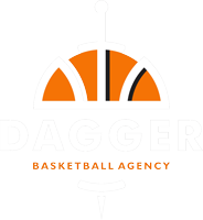Dagger basketball agency Logo